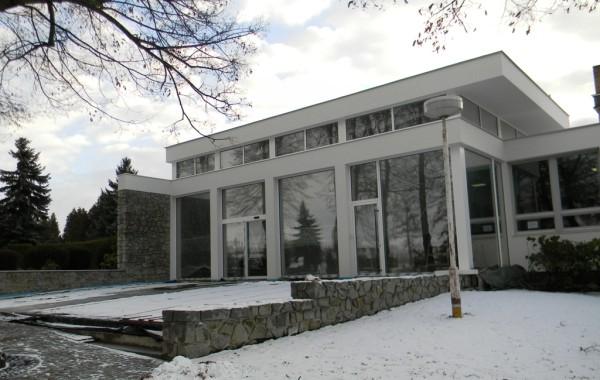 Krematorium v Táboře