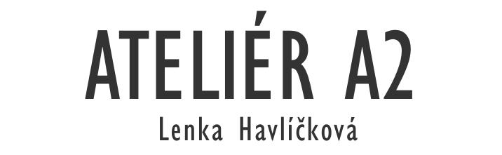 Výsledek obrázku pro ATELIÉR A2 - Ing. Lenka Havlíčková logo